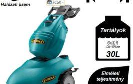Prémium minőségű Eureka ipari takarítógépek