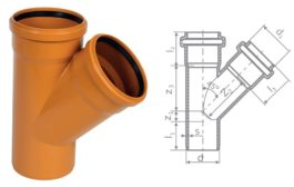 Kiváló minőségű műanyag és PVC csatorna csövek
