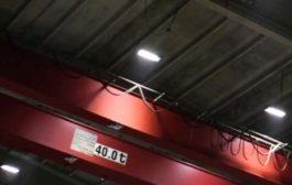 Költségcsökkentés energiatakarékos ipari világítással