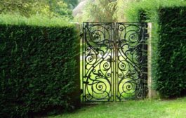 A kapu igazi műalkotás is lehet