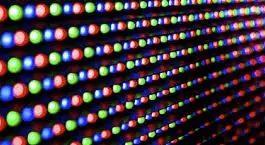 LEDfal, az új trend a hirdetésben