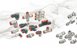 Kiváló minőségű alkatrészek pneumatikus rendszerekhez