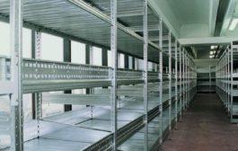 Raktártechnikai termékek a rendezett raktárért