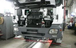 A teherautók javítási gyakorisága