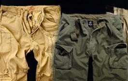 A katonai ruhák népszerűsége
