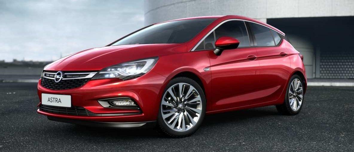 Az Opel Astra népszerűsége
