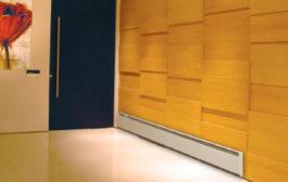 Miért válasszunk padlókonvektort?