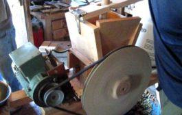 A csiszolástechnikai eszközök gyártója