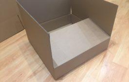 A hullámpapír dobozok előnyeiről