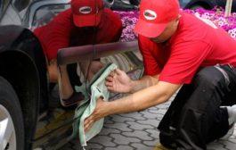 A szárazgőzös autómosókról