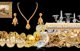 Diszkrét, megbízható ezüst felvásárlás Budapesten!