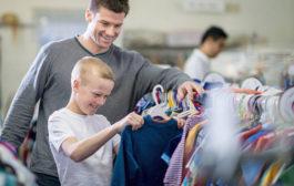 Ellenőrzött forrású, magas minőségű gyerek használt ruha