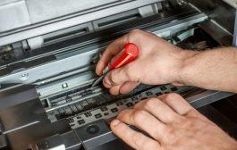 Az irodák és azok nyomtatói