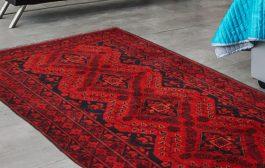 Mágikus hangulatú iráni szőnyeg