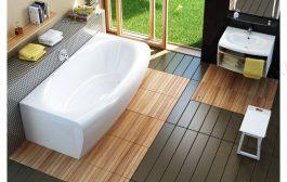 Stílusos és dekoratív fürdőkád