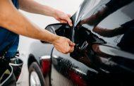 Tartós hővédelmet nyújtó autófólia