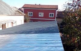 Romlik a tető állapota?