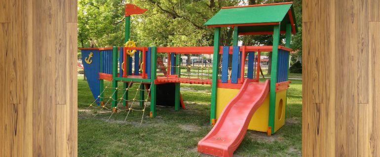A gyermekek és a játszóterek