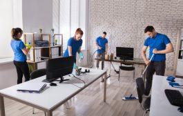 Az irodaépületek takarítási igényei