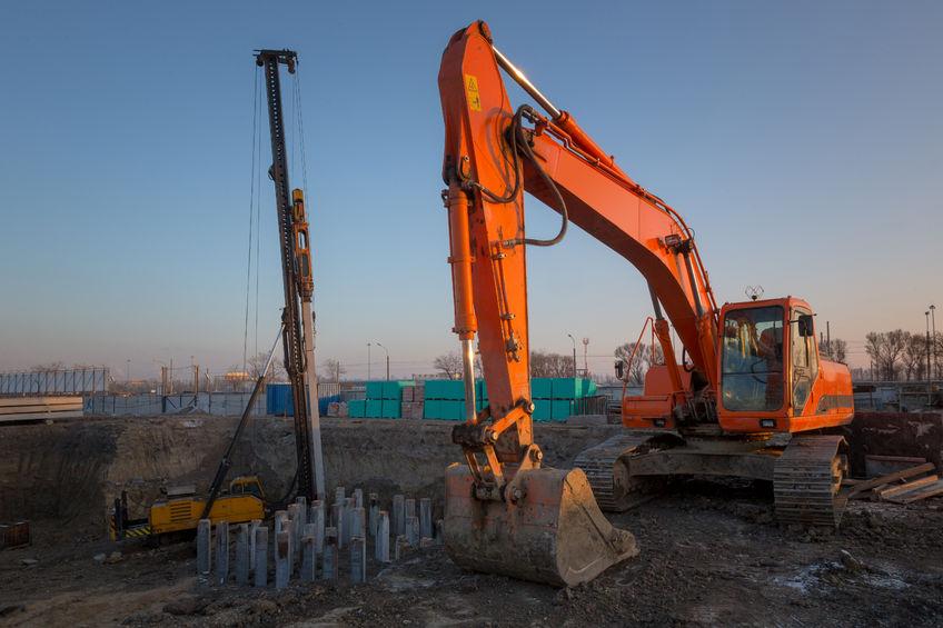 A gépi földmunka minden építkezés alapja!