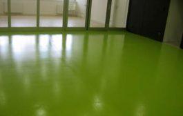 Műgyanta padló készítés nagy tapasztalattal