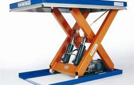 Hidraulikus emelőasztalok a hatékony és kényelmes munkavégzéshez