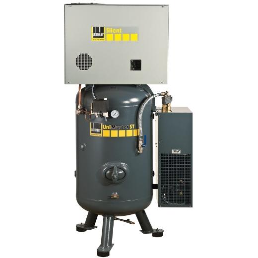 Kompresszorok: sűrített levegő előállítás az iparban